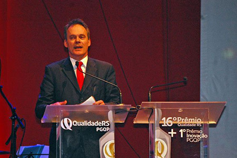 Ricardo Felizzola apresenta painel em congresso de gestão