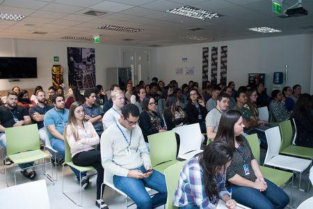 Teikon reúne colaboradores para edição Maio do Dia T